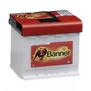 Banner 12V 50Ah 420A baterie auto Power Bull Professional cod PRO P5040