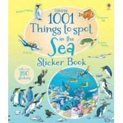 1001 Things to Spot in the Sea Sticker Book by Teri Gower