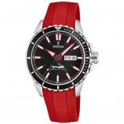 Reloj F20378/6 Rojo Festina Hombre The Originals Festina