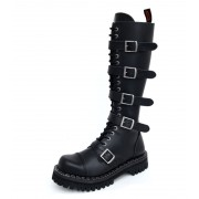 cipele KMM 20dírkové - Crno Monster 5P - 205