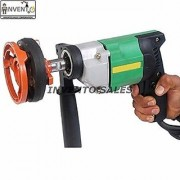 Invento Electric Drill and Marble Polisher Machine 550 Watt 13mm 1250 RPM Powerful Professional Drill Machine Polisher