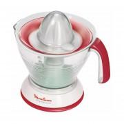 Exprimidor Moulinex 009100018277-Blanco Con Rojo