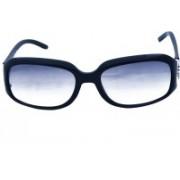 Tommy Hilfiger Rectangular Sunglasses(Grey)