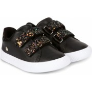 Pantofi Fete Bibi Agility Mini Negri-Glitter 26 EU