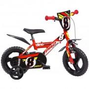 Bicicleta copii Dino Bikes GLN, 12 inch, 3-4 ani, maxim 40 kg