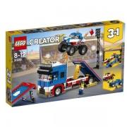 Lego creators 31085 mobilní kaskadérské představení