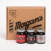 Set cadou Morgan's Pomade Gift Set