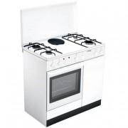 Bompani BI940EA/L cucina Piano cottura Bianco Combi B
