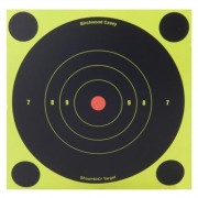 "Birchwood Casey Shoot-N-C Target - 6"""" Bullseye, 60 Pack"