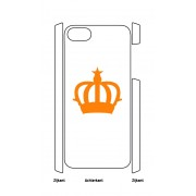 Koningsdag kroon iPhone 5 en 5S Case
