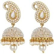 Penny Jewels Traditional Antique Wedding Jhumka/Jhumki Earring Set For Women Girls