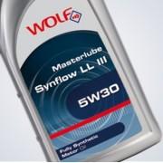 Ulei Wolf 5W30 Masterlube Synflow LL III 1L