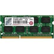 Memorija za prijenosno računalo Transcend 4 GB SO-DIMM DDR3 1600MHz JetRam, JM1600KSH-4G
