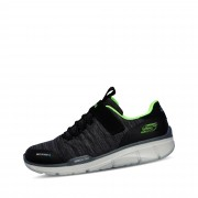 Skechers wasserdichter Sneaker - Jungen - schwarz, jetzt im Angebot