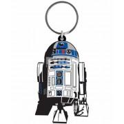 Star Wars kulcstartó - R2 D2 - PYRAMID POSTERS - RK38344