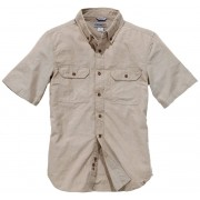 Carhartt Fort Solid Short Sleeve Shirt - Size: 2X-Large