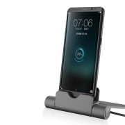 Type-C Port Charger 360 Rotation Phone Holder For Samsung Galaxy Note 9/Galaxy Note 8 Huawei Mate 20/Mate 20 Pro/Xiaomi Mi8