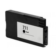 HP CZ129A 711 Tintenpatrone schwarz, Inhalt 38 ml für DesignJet T 120/520/520 24 Inch/44 Inch