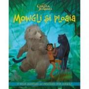 Disney. Cartea Junglei. Mowgli si ploaia