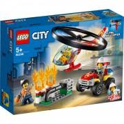 Lego City Brandweerhelicopter 60248