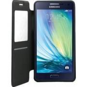 Husa Flip Goospery My-Wow Samsung Galaxy A5 A500 2015 Negru