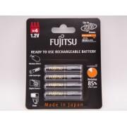 Acumulatori Fujitsu AAA HR03 1.2V Ni-MH 950mAh ready to use HR-4UTHCEX-4B