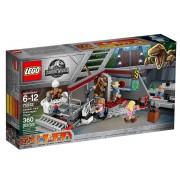 LEGO Jurský svět 75932 Hon na Velociraptora