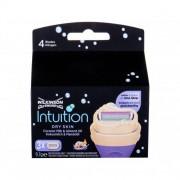 Wilkinson Sword Intuition Dry Skin 3 ks pre ženy
