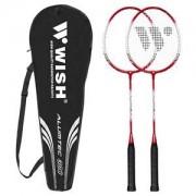 Badmintonový set Wish 306 červený