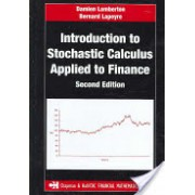 Introduction to Stochastic Calculus Applied to Finance (Lamberton Damien)(Cartonat) (9781584886266)