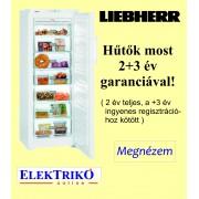 Liebherr GNP2713-23 fagyasztószekrény , A++ energiaosztály, NoFrost