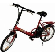 Bicicleta electrica Nova Vento Smart City T2009F Red