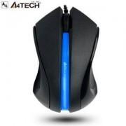 Жична мишка със скрол A4tech N-312 ,USB, 1000 dpi черна - A4-MOUSE-N-312