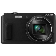 "Aparat Foto Digital Panasonic DMC-TZ57EP-K, 16 MP, 1/2.3"" CMOS, Filmare Full HD, Zoom Optic 20x, WiFi (Negru)"
