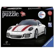 Ravensburger 3D 125289 Porsche 911R - 108 darabos