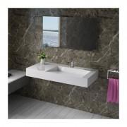 Distribain Plan vasque solid surface Réf : SDPW12-C