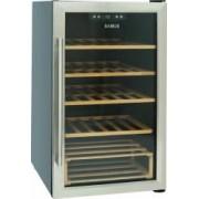 Racitor pentru vin Samus SRV150EA+ Rafturi Lemn Capacitate 59 sticle Gri