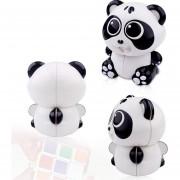 Zhisheng Panda Shape 2 X 2 X 2 Speed Magic Cube Twisty Puzzle Juguete