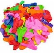Baloane colorate forma inima latex 30 cm set 100 bucati