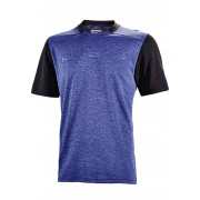 Protective Bikewear T-Shirt, Rundhals lila