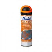 Спрей маркиращ, SM500, FLUO GREEN, 12 бр./оп., 40100500, MARKAL