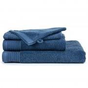 The One Towelling The One Handdoek 450 gram 50x100 cm Denim