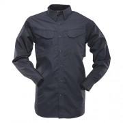TRU-SPEC 24-7 | Košile 24-7 FIELD dlouhý rukáv rip-stop MODRÁ vel.XXL-R