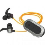 Technaxx Bluetooth® sportovní špuntová sluchátka Technaxx BT-X32 4579, oranžová, černá