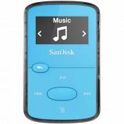 SanDisk Clip JAMBright Blue 8GB MP3 player SDMX26-008G-G46B SDMX26-008G-G46B