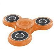 Fidget Spinner fosforescent, portocaliu