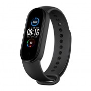 Xiaomi Mi Band 5 (18mm, Bluetooth, Black, Special Import)