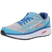 Columbia Montrail Variante X.s.r. para Mujer Trail Zapatillas de Running, Slate Grey, Zing, 9 M US