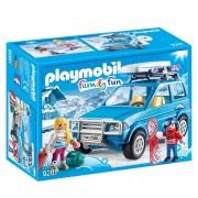 Playmobil Carro de neve, 928azul- TAMANHO ÚNICO