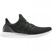 adidas Ultra Boost Parley Running Shoes - Black - UK 12 - Black